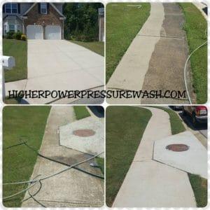 driveway cleaning Marietta ga Marietta, ga - pressure washing - Higher Power Pressure Washing